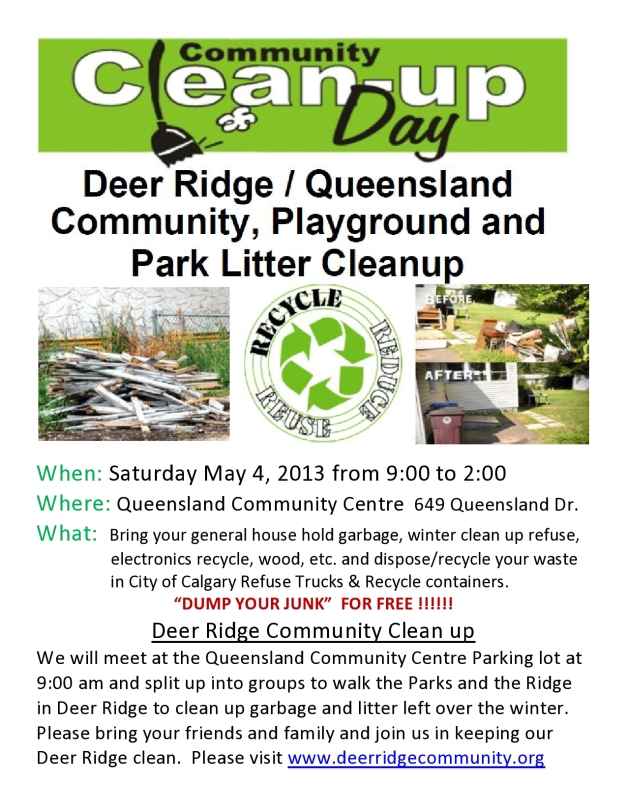 Deer Ridge - Queensland Community Clean up May 4,  2013-page0001 (2)