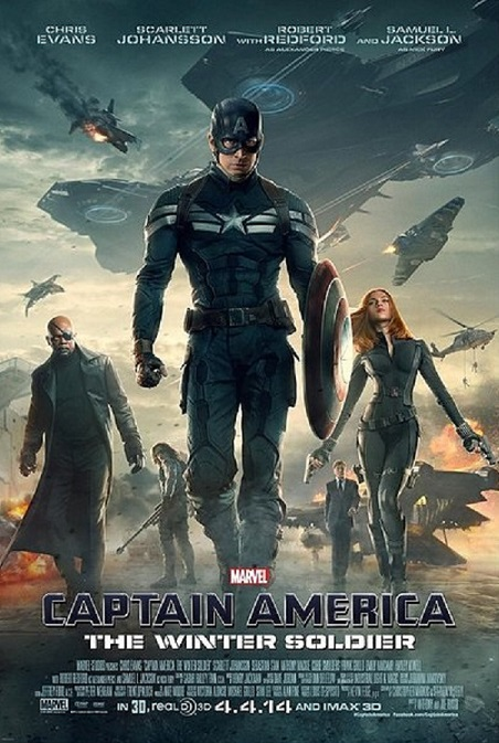 Captain America - 2 - The Winter Soldier