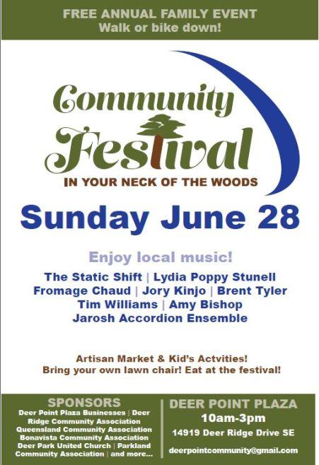 2015 Community Festival