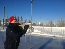 Nov 30 2014-Rink Flood 1