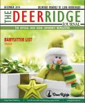 Deer Ridge Journal - December 2014
