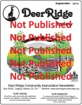 Deer Ridge Review - September 2014