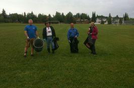 Deer Ridge Clean Up-June 16, 2012