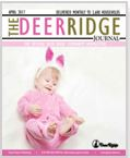 Deer Ridge Journal Cover April 2017
