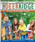 Deer Ridge Journal Cover August 2017