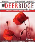 November 2017 Deer Ridge Journal Cover
