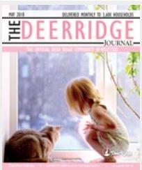 Deer Ridge Journal - May 2018 cover
